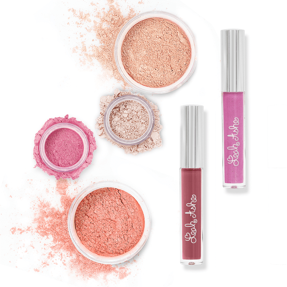 Leah Ashe Beauty Kit - Pink Queen Collection