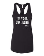 Be Your Own Backup Tank-top