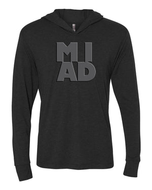 MIAD Subdued Grey Logo