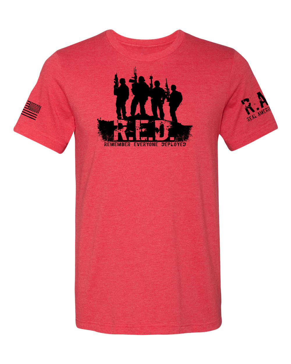 R.E.D. Remember Everyone Deployed