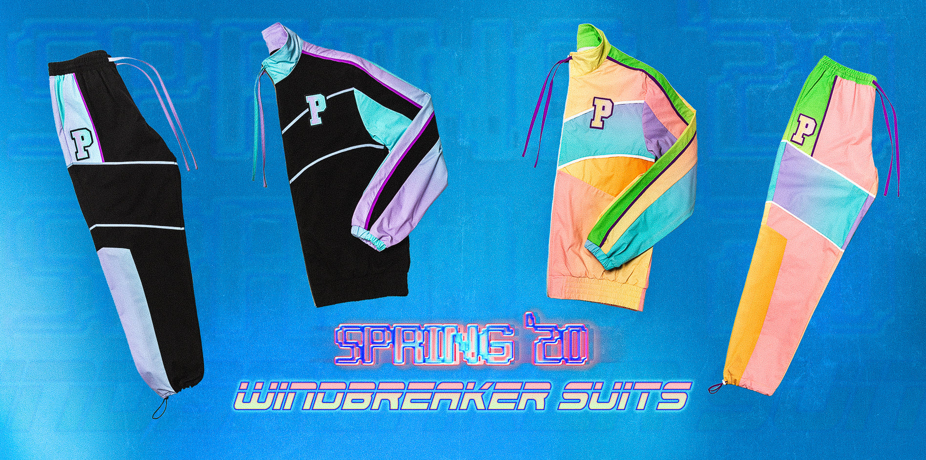 Windbreaker Suits