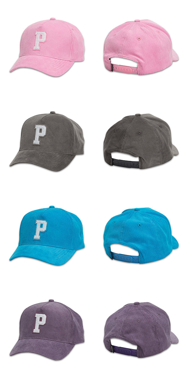 65bacfea645df Pastel P Corduroy Pack – Pink+Dolphin