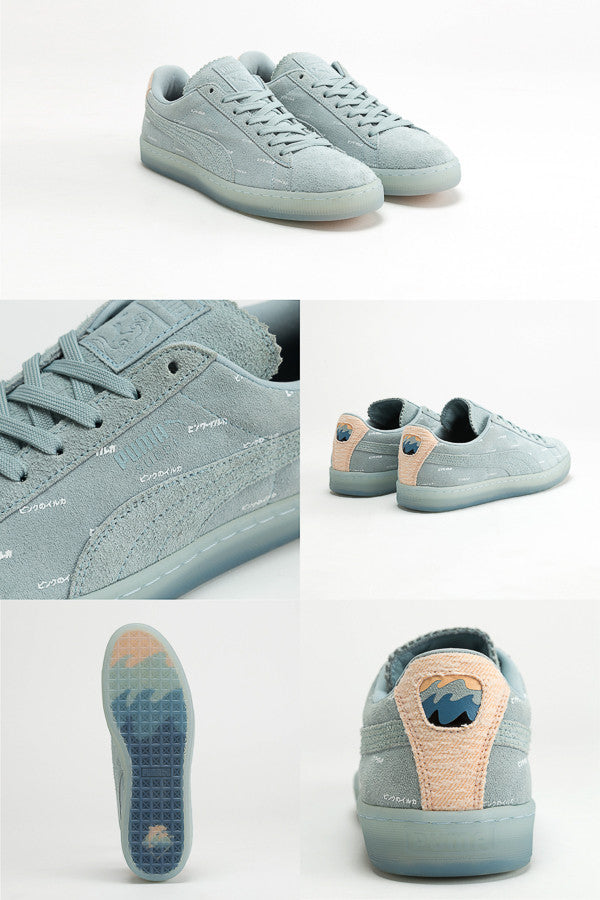 online retailer 2cfd2 3eee0 PUMA® x Pink Dolphin Sands & Shores Capsule Lineup Preview ...