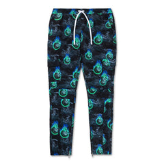 8-Ball Flame Cargo Pant
