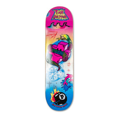 Airbrush Hallucinations Skateboard