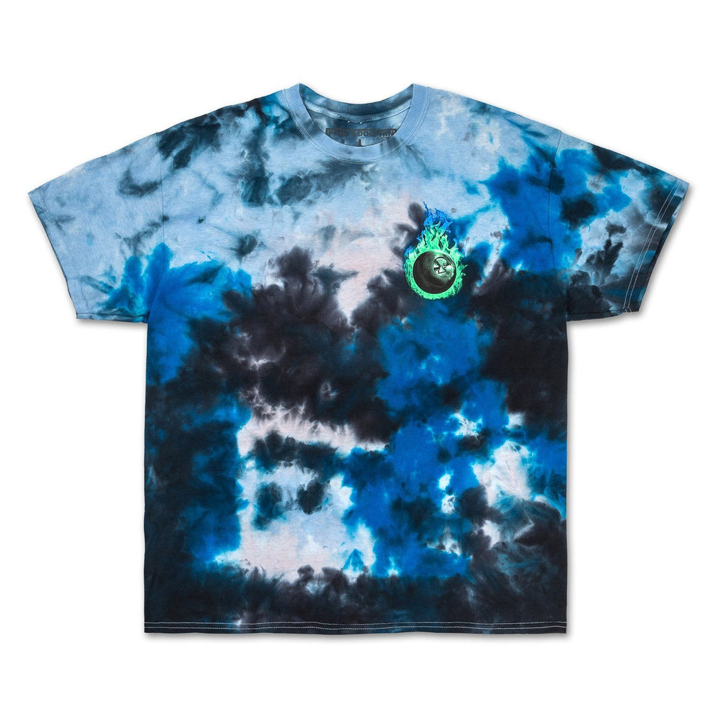Chrome 8-Ball Ocean Tee in Multi