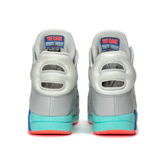 FILA® Cage x Pink Dolphin in Light Grey