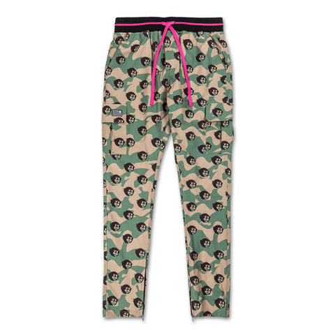 Ghost Army Camo Cargo Pant