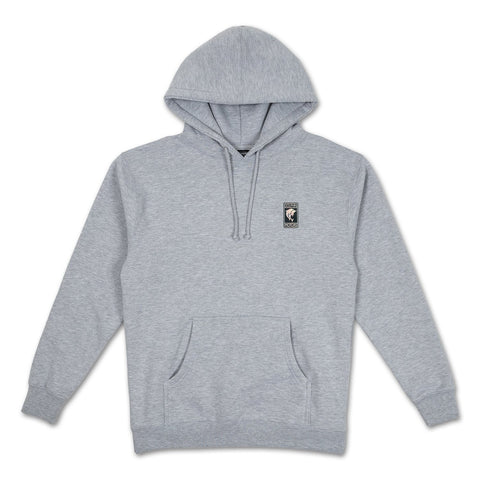 Motorsport Sunset Hoodie in Grey
