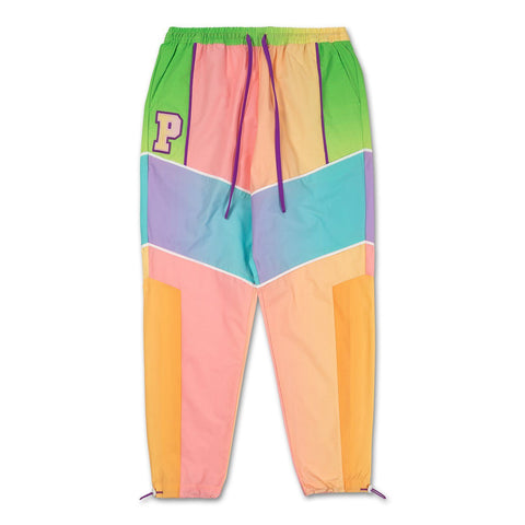 Mr. Positive Windbreaker Pant in Lt. Pink