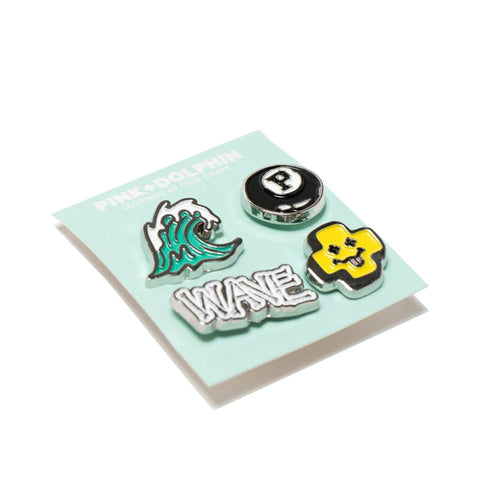 New Enamel Pin Set