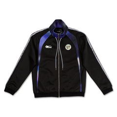 Northern Lights Track Jacket in Black