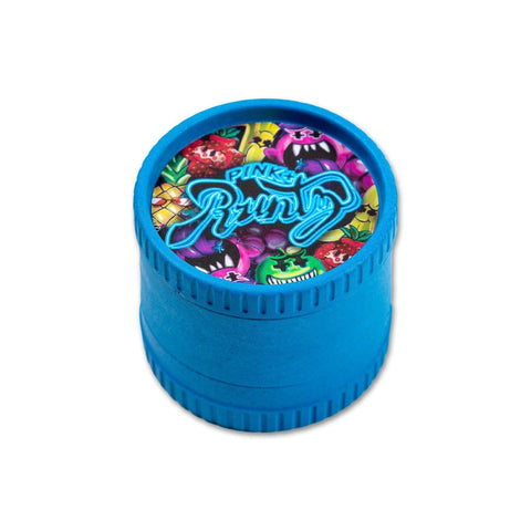 Pink + Runtz Santa Cruz® Hemp Grinder in Blue