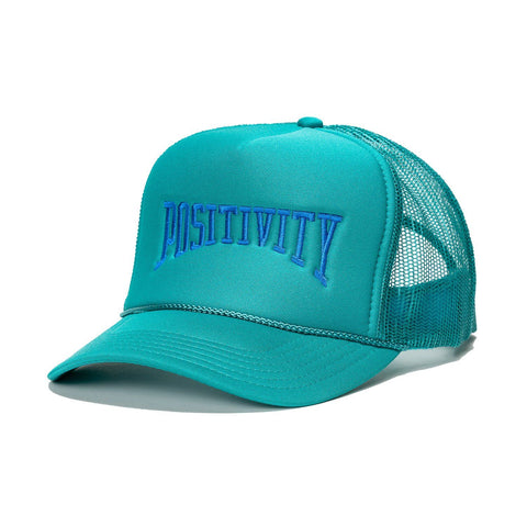 Positivity Hat in Teal