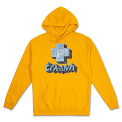 Promo Chrome Hoodie in Yellow
