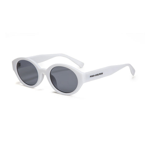 Shaded Sunglasses in White