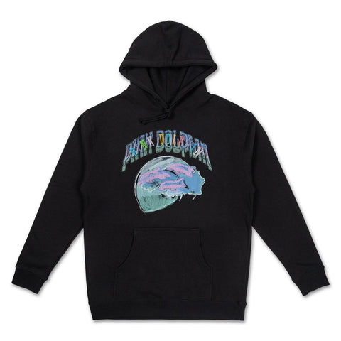 Sunset Craft Hoodie in Black