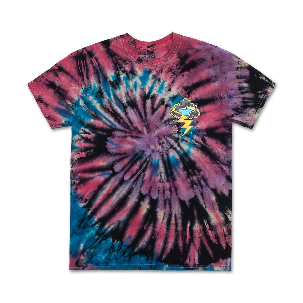 Thunder Trap Tee in Multi