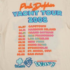 Yacht Tour Tee in Beige