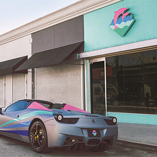 Pink+Dolphin Los Angeles