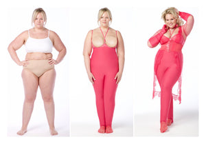 Patented Base Garment - Pink - Babe You