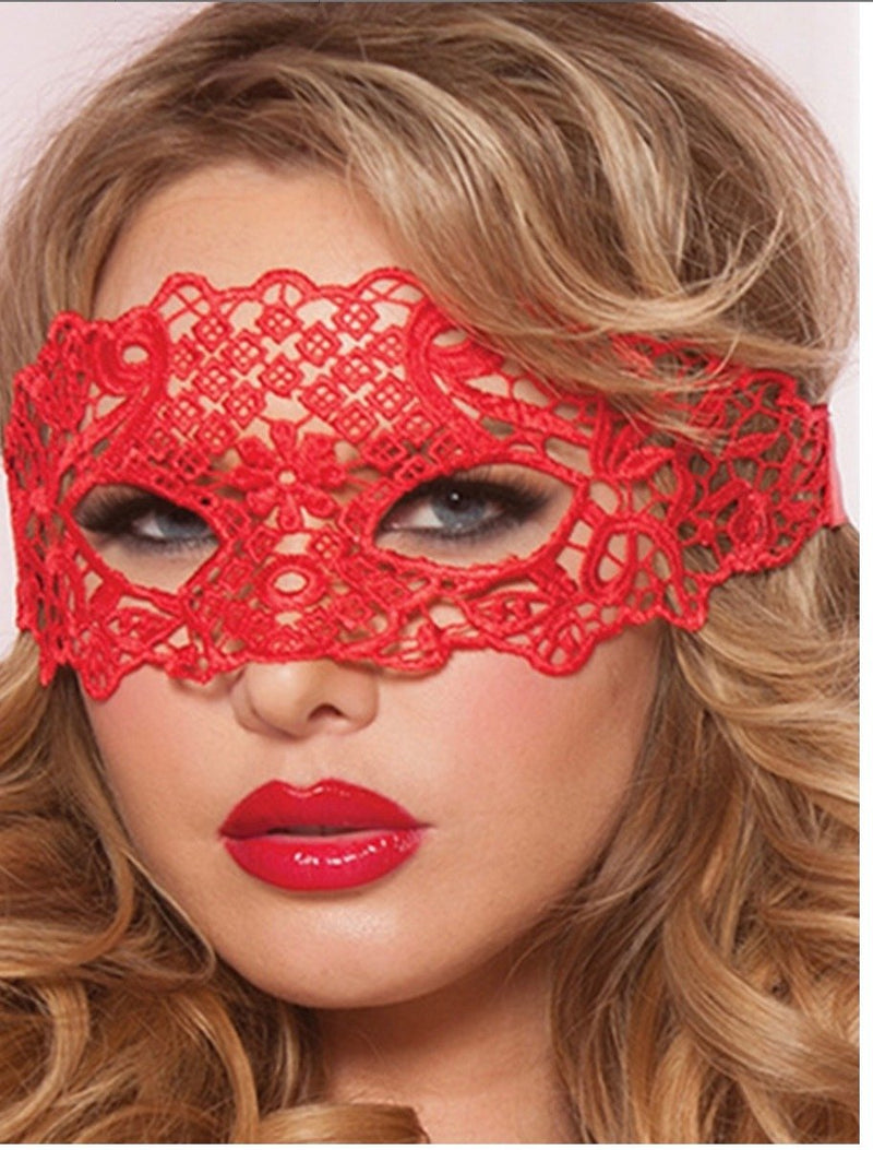 Sexy Lace Mask - Babe You