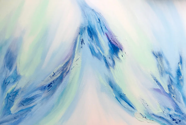 Ethereal Beauty - Abstract Painting
