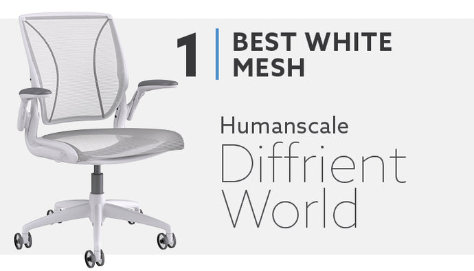 10 Best White Office Chairs in 2019