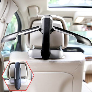 Car Seat Coat Rack Hanger Premium Quality Clothes Holder Travel Vehicle Jacket Suit Coat Hanger