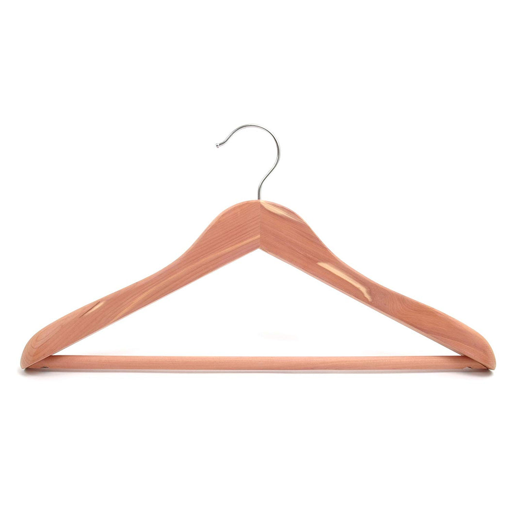 CedarFresh Clothes Hanger, set of 6