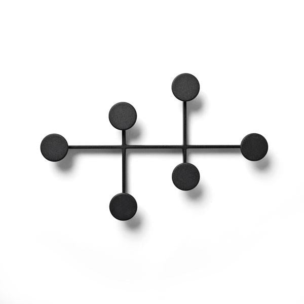 Afteroom Coat Hanger Black by Afteroom for Menu - Vertigo Home