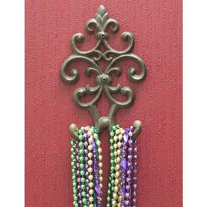 Cast Iron Vintage Double Wall Hook
