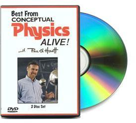 The Best From Conceptual Physics Alive 2 DVD Set