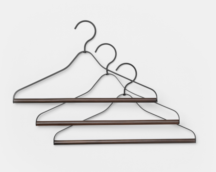 Coat Hangers (Set of 3) by Ferm Living
