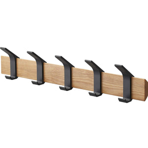 Rin Wall-Mounted Coat Hanger Brown