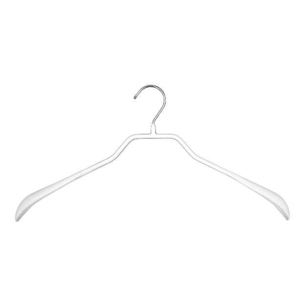 MAWA Bodyform 42-L Coat Hanger, White
