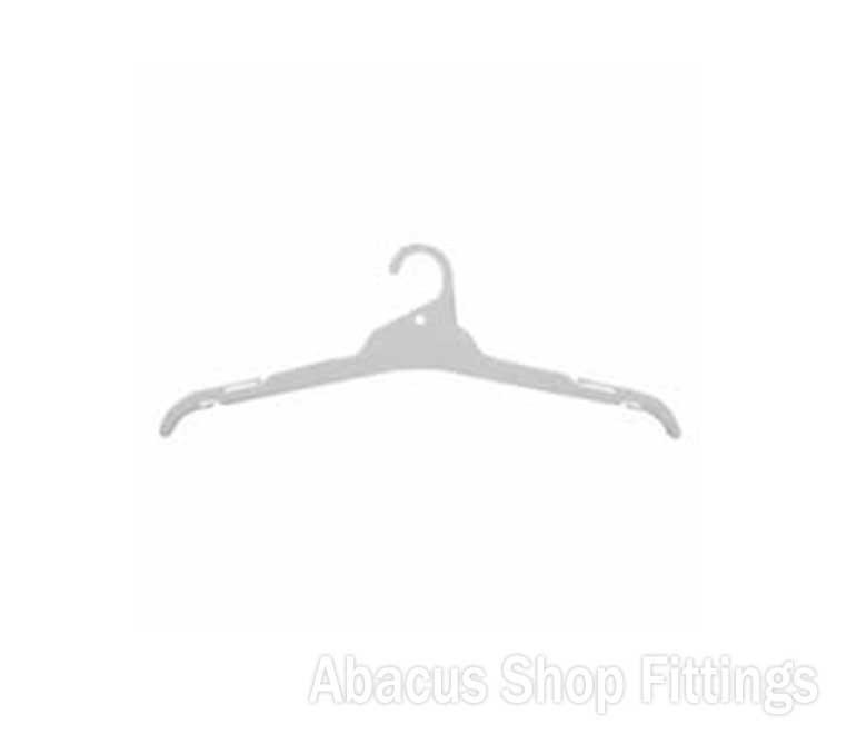 SHIRT HANGER WHITE - L17 (10)