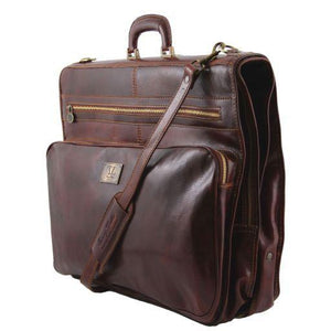Papeete - Garment leather bag