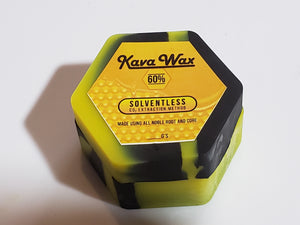 60% Kavalactone CO2 Extract - Solventless - CO2 - Wax
