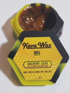 80% Kavalactone CO2 Extract - Deep Red - Solventless - CO2 - Wax