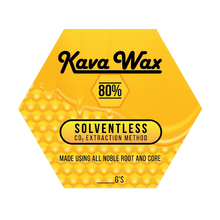 Load image into Gallery viewer, 80% Kavalactone CO2 Extract - Yellow Crumble - Solventless - CO2 - Wax