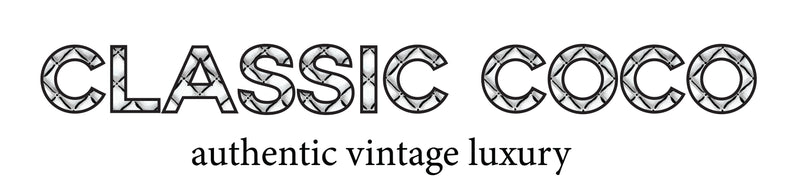 Classic Coco Authentic Vintage Luxury