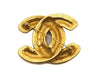 Chanel Vintage Classic Quilted Large Pin