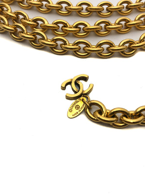Chanel Vintage Classic Charm Belt/Necklace