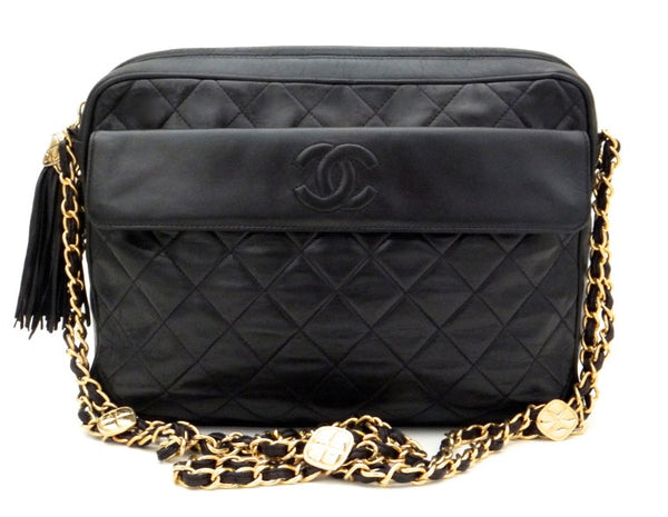 Theme.... vintage coco chanel purse not clear