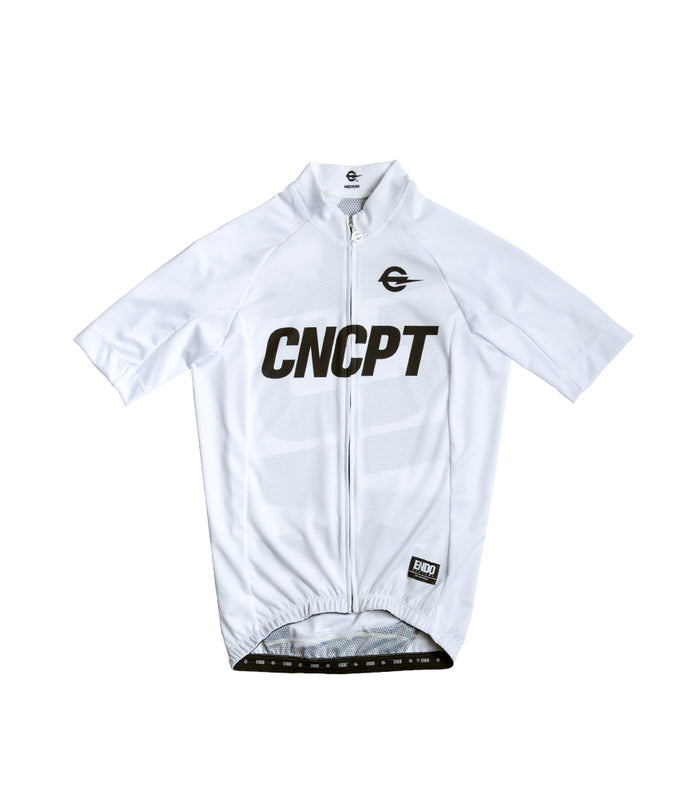 CNCPT - ALAMEDA JERSEY - WHITE