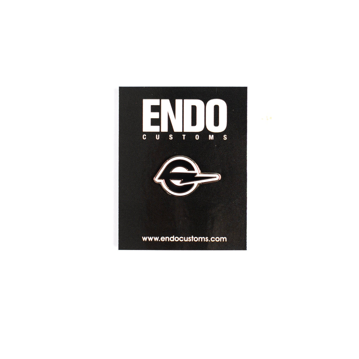 ENDO ICON - ENAMEL PIN