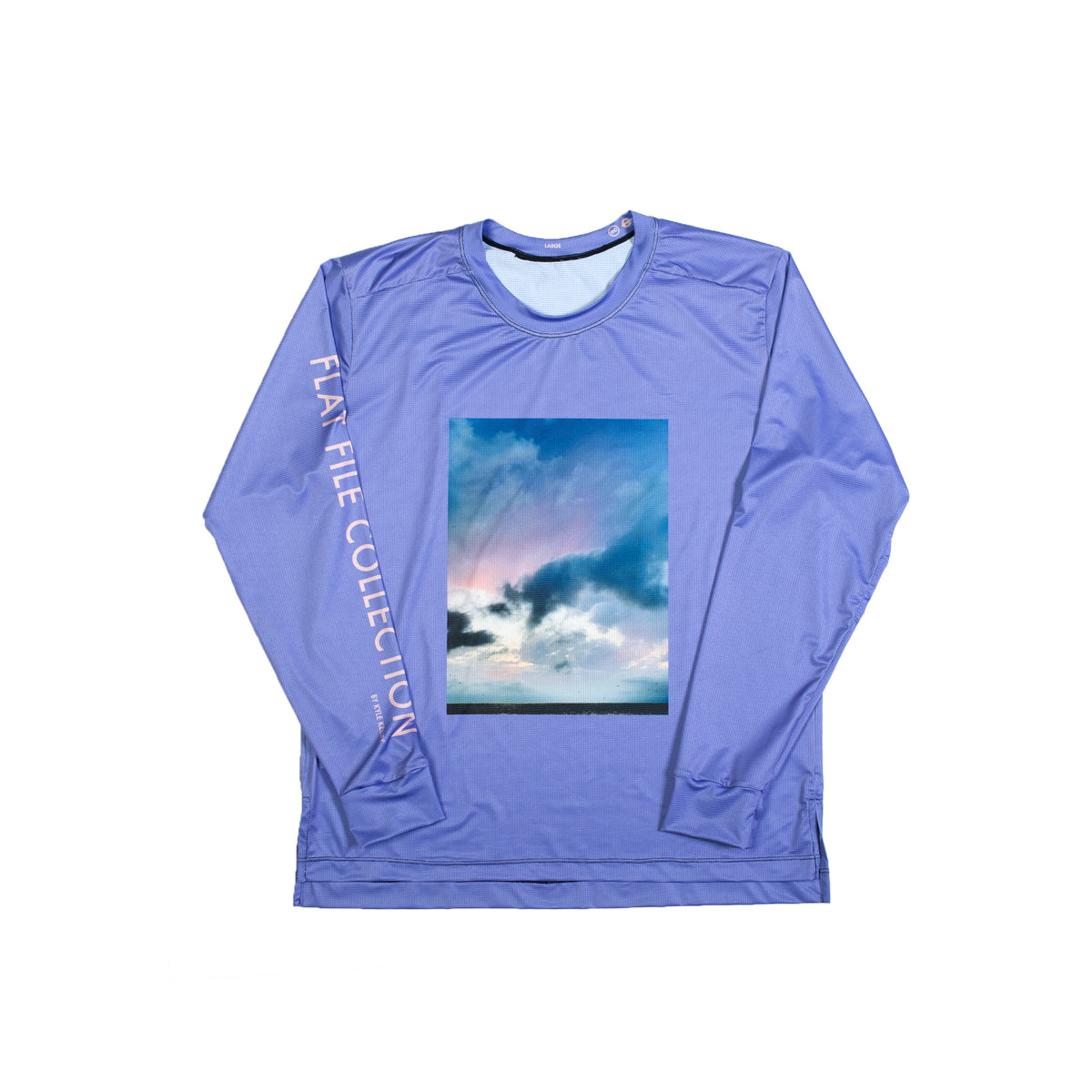 FLAT FILE - VIRGIL LONG SLEEVE TECH TEE - FRANK OCEAN