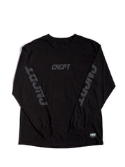 CNCPT Team LS Tee - Black