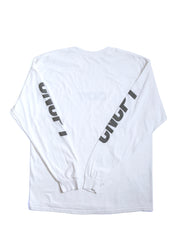 CNCPT Team LS Tee - White